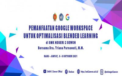 Optimalisasi Blended Learning melalui In House Training Google Workspace